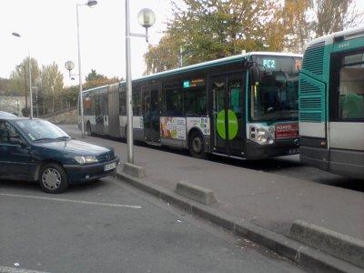 Porte de la Villette metro