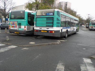Asnieres Genevilliers Gabriel Peri Metro ( Partie 1 )