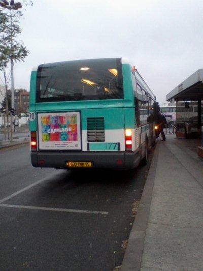 Asnieres Genevilliers Gabriel Peri Metro ( Partie 2 )