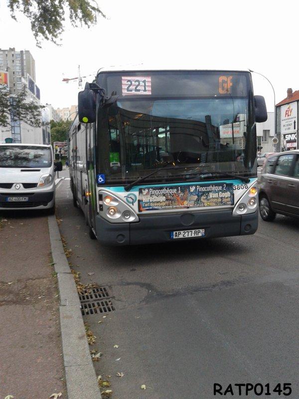 La 3808 du 221