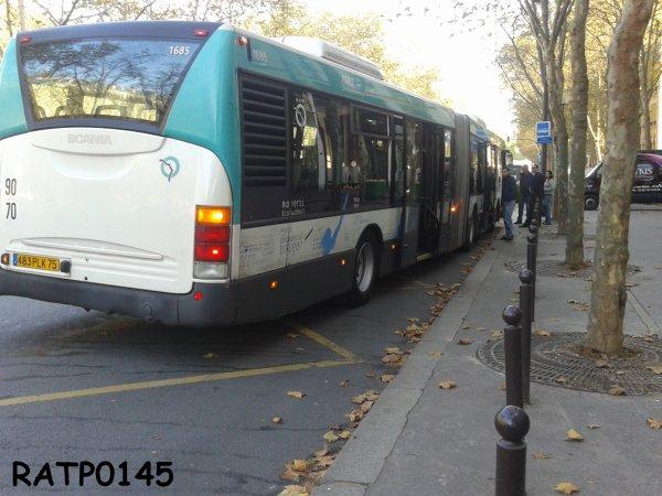 Denfert-Rochereau RER Metro
