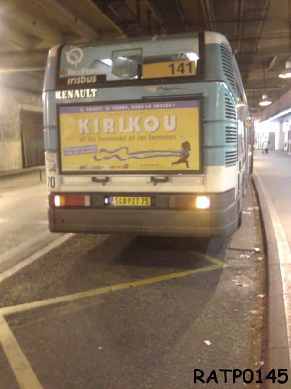 Asnières Gennevilliers les Courtilles Metro - La Défense Grande Arche RER Metro Tram