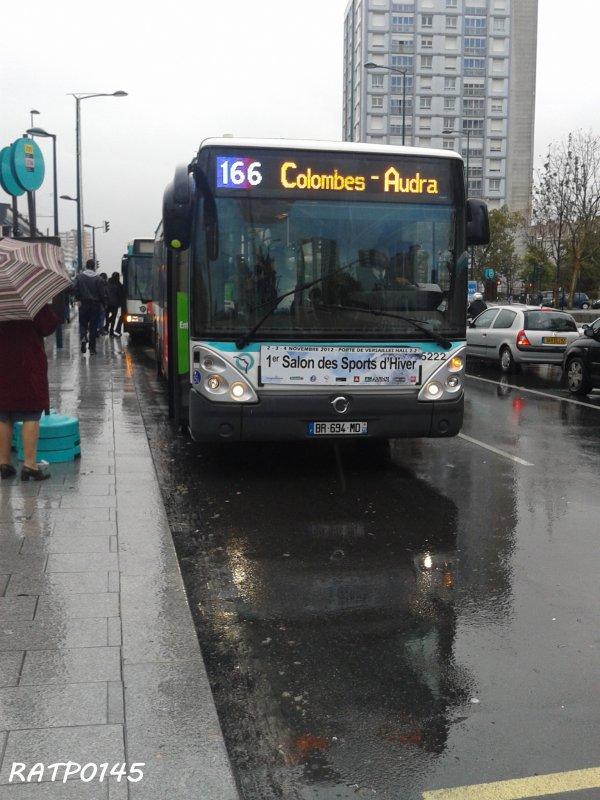 Asnières Gennevilliers les Courtilles Metro Tram ( Partie 3 )