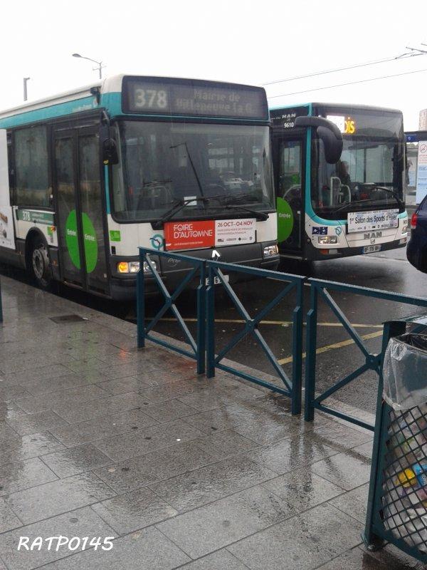 Asnières Gennevilliers les Courtilles Metro Tram ( Partie 4 )