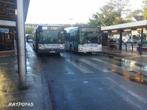 Asnières Gennevilliers Gabriel Peri Metro ( Partie 1 )