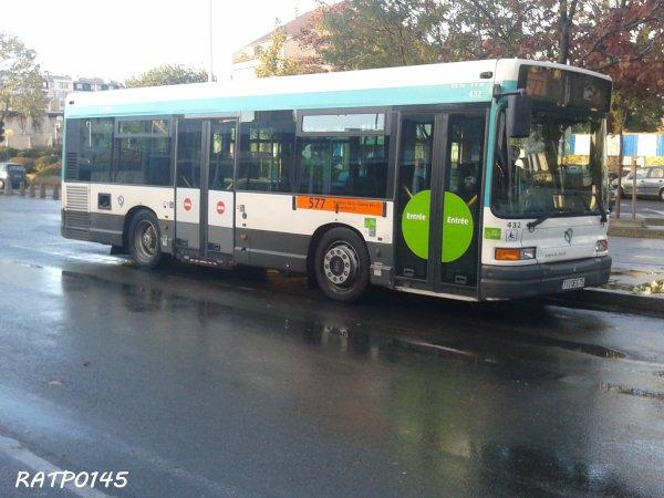 Asnières Gennevilliers Gabriel Peri Metro ( Partie 2 )