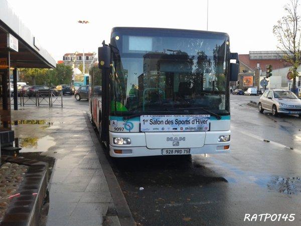 Asnières Gennevilliers Gabriel Peri Metro ( Partie 3 )