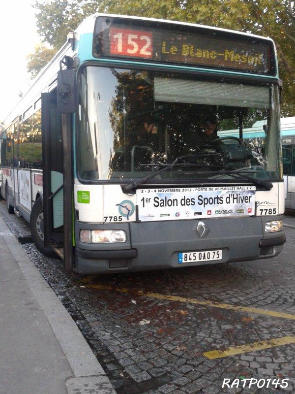 Porte de la Villette Metro Tram ( Partie 2 )