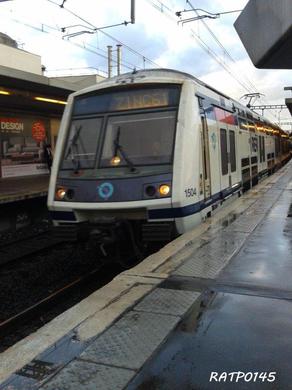 Saint-Maur Créteil RER