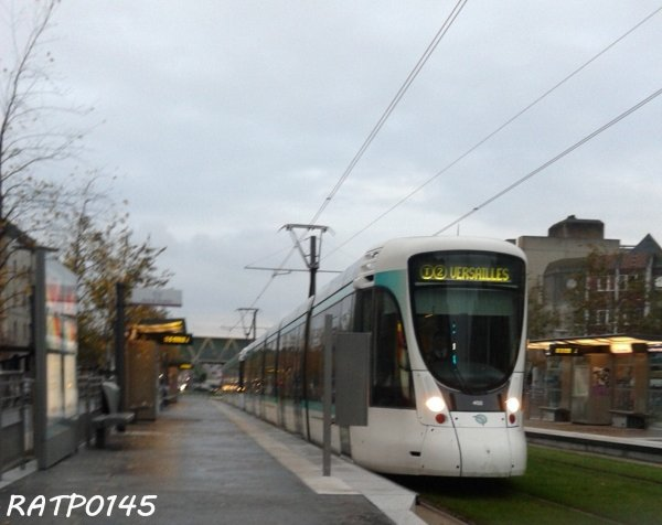 Pont de Bezons Tram ( Partie 1 )