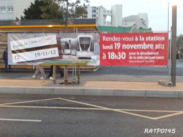 Pont de Bezons Tram ( Partie 3 )