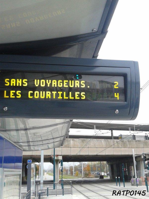 Gennevilliers RER ( Partie 1 )