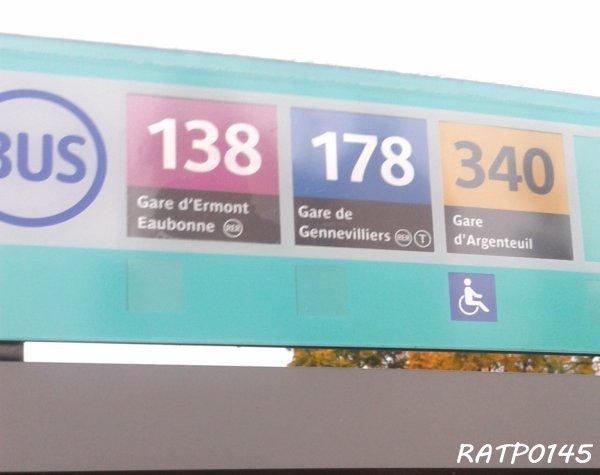 Gennevilliers RER ( Partie 2 )