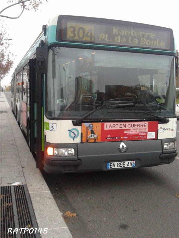 Asnières Gennevilliers les Courtilles Metro Tram ( Partie 1 )
