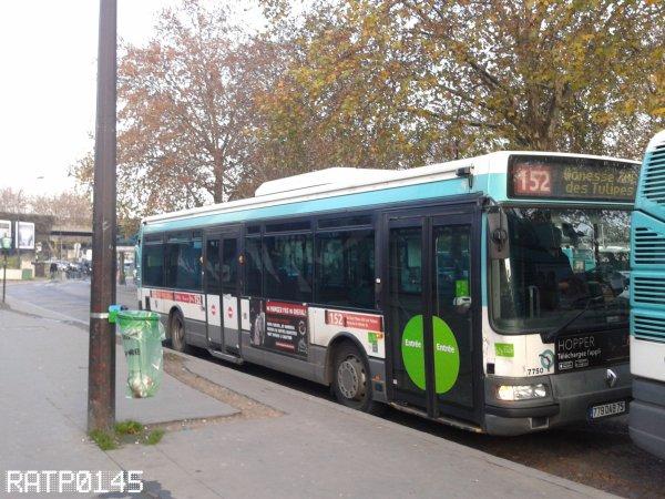 T3b Porte de Villette Métro {Cité des Sciences et de L'industrie} ( Partie 3 )