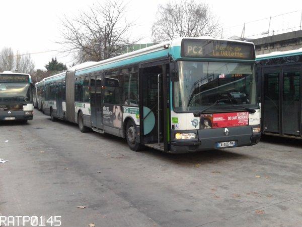 T3b Porte de Villette Métro {Cité des Sciences et de L'industrie} ( Partie 4 )