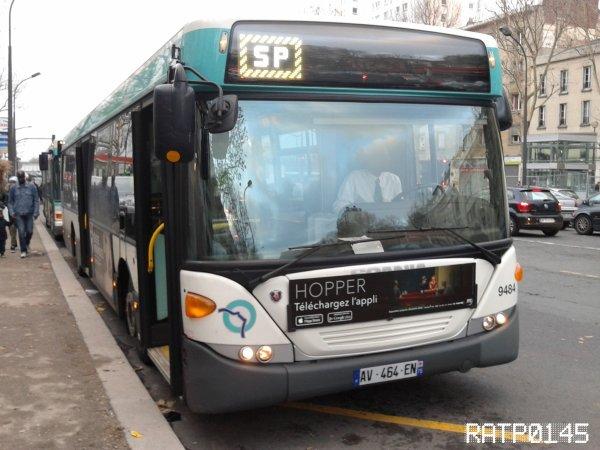 Remplacement du M12 - Porte de la Chapelle Métro ( Partie 1 )