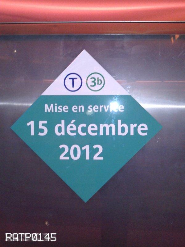 Remplacement du M12 - Porte de la Chapelle Métro ( Partie 4 )