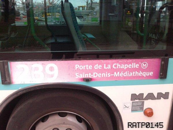 Porte d'Aubervilliers Tram