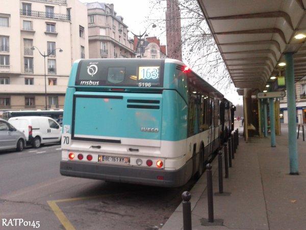 Porte de Champerret Metro ( Partie 1 )