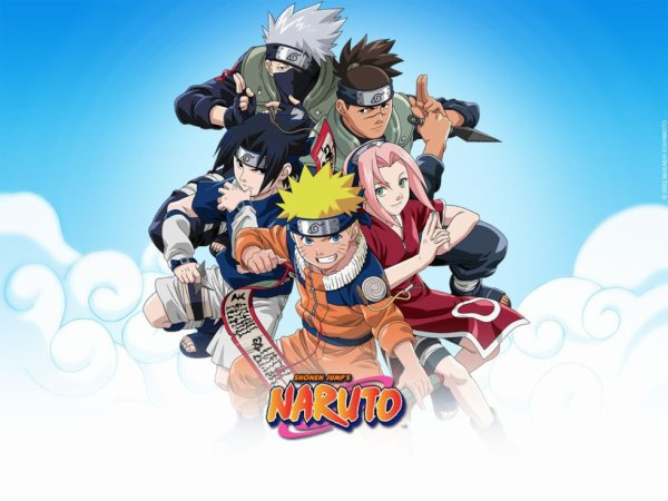 I love Naruto =D