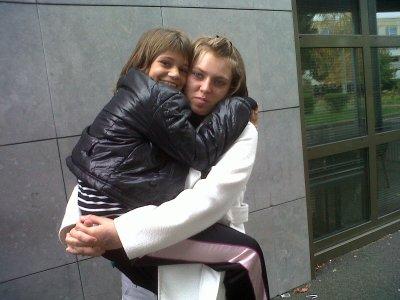 mwa & ma fille de coeur