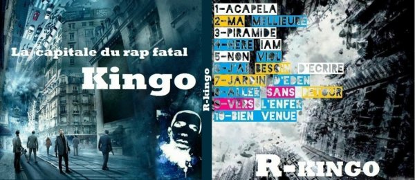 Et voilà finalement mon nouvel album: Capitale du rap fatal disponible le 1er julliet
