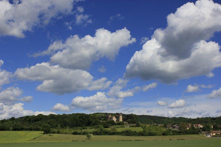 Château en Dauphiné