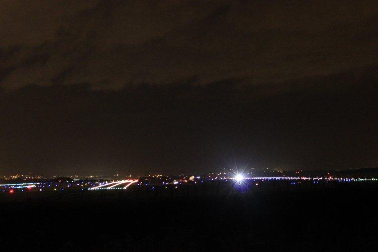 Airport Night