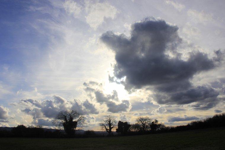 Disturb Sky