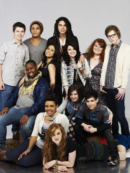 The Glee Project.