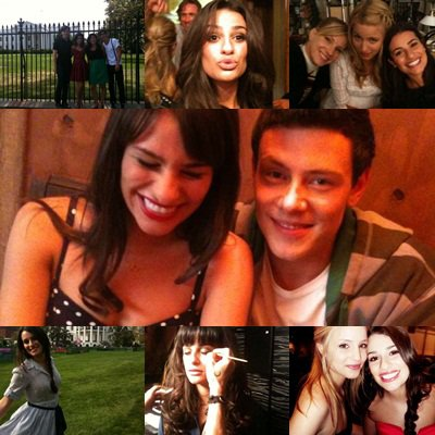 Quelques Photos Twitter provenant de Lea Michele :]