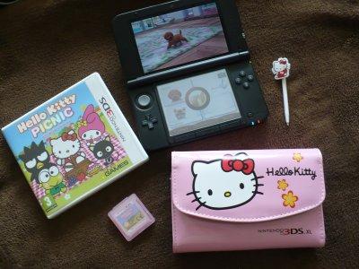 Mon jeux hello kitty picnic