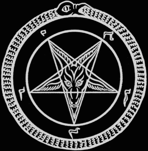 Sigil Of Lucifer Hd Wallpaper: Ce Fameux Symbole Satanique De La Secte De Magie Noire