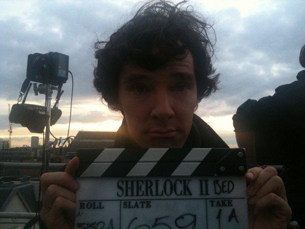 Vous ne trouvez pas qu'il est mignon comme cela notre Benedict ?