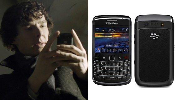 Sherlock Holmes Mobile Phone