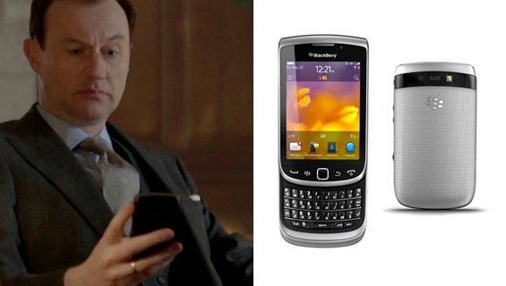 Mycroft Holmes Mobile Phone