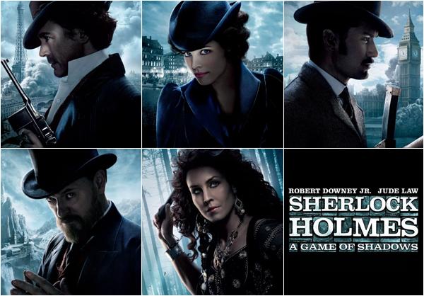 En attendant Sherlock Holmes 3...