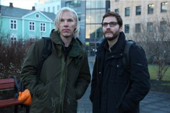 The Fifth Estate, le film de Spielberg sur Wikileaks, en tournage à Bruxelles