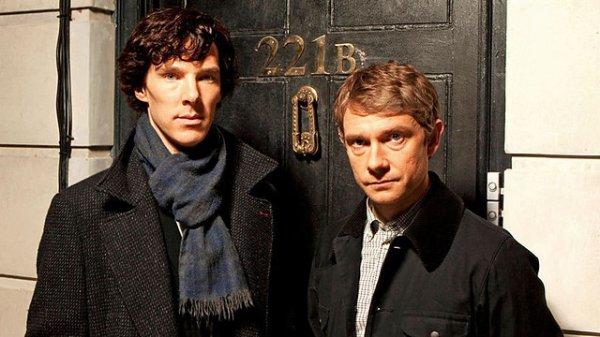 ENFIN ! La série Sherlock de la BBC débarque sur La Deux