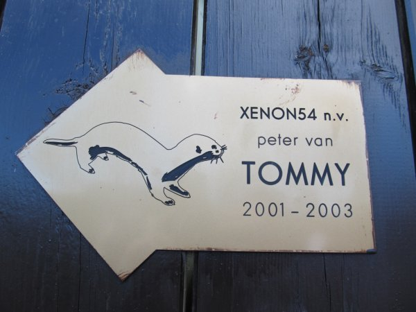 LOUTRE = SHERLOCK = TOMMY
