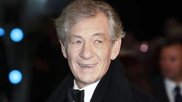 Ian McKellen en Sherlock Holmes