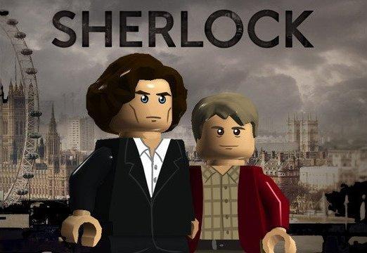 Sherlock en LEGO