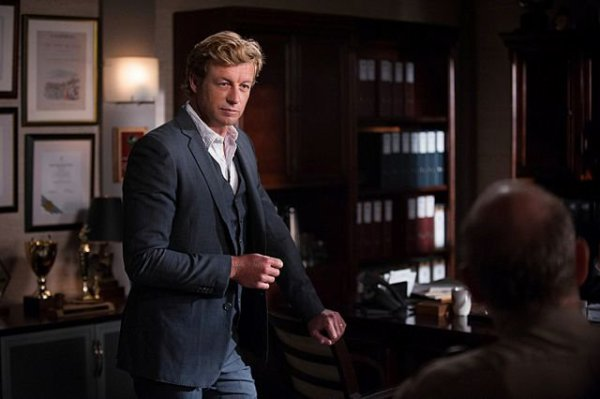 The Mentalist : Black-Winged Redbird (6.02)