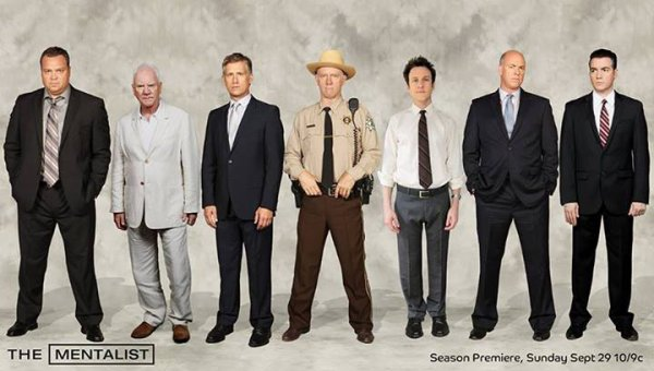 Les 7 suspects au complet