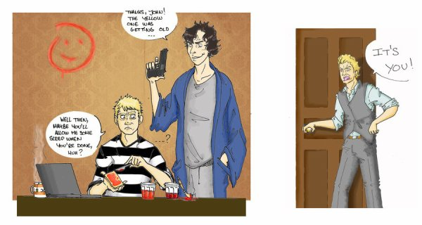 Sherlock Vs The Mentalist