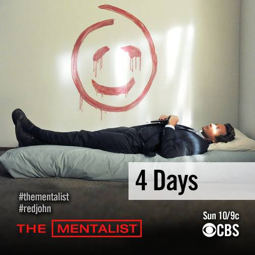 4 days until Red John is revealed...