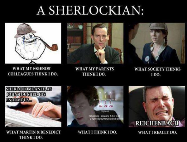 A Sherlockian