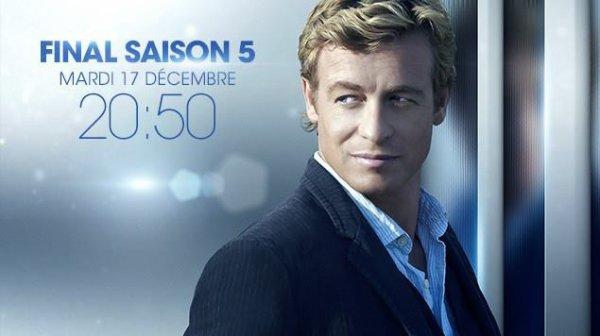 Finale de la saison 5 du Mentalist sur TF1