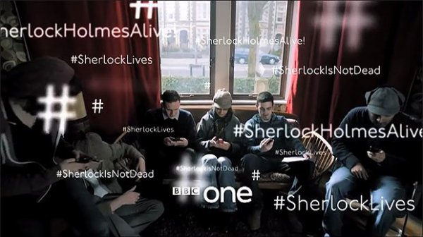 Sherlock Series 3 Mini-Episode : Many Happy Returns
